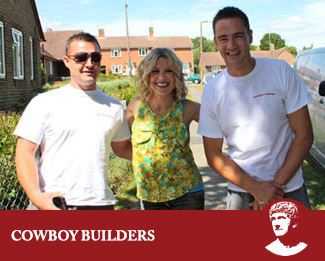 Cowboy Builders - Mark Antony Windows