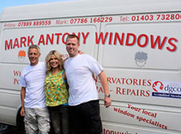 Cowboy Builders with Mark Antony Windows